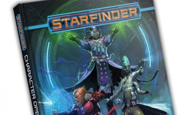 Paizo Posts November Releases For Starfinder and Pathfinder