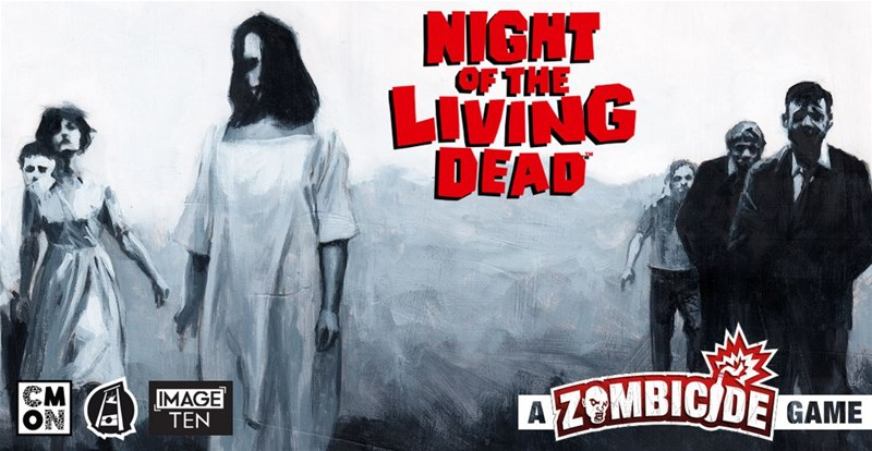 CMON Posts Zombicide: Night of the Living Dead Intro