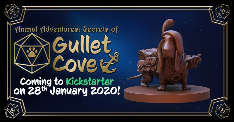 Painting Polygons Previews Bartolomy For Secrets of Gullet Cove