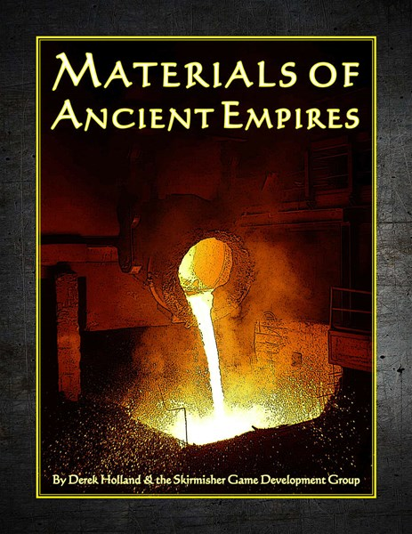 Skirmisher Publishing Releases Materials of Ancient Empires Guidebook