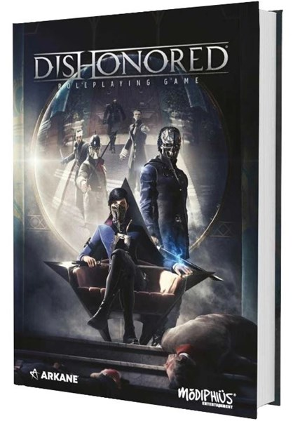 Modiphius Taking Pre-Orders For Dishonored RPG Core Book