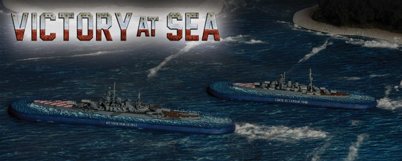 WWII PRE ORDER VICTORY AT SEA ADMIRAL GRAF SPEE /& SCHEER WARLORD GAMES