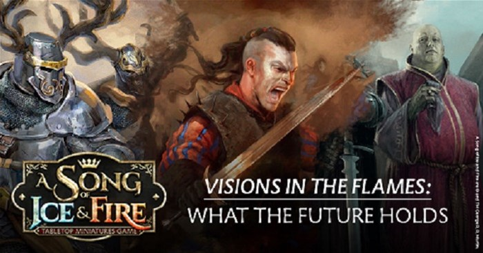 CMON Previews Changes Coming to the A Song of Ice and Fire: Tabletop Miniatures Game