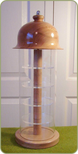 Bespoke Miniature Display Tower