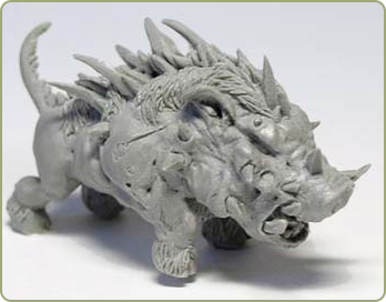 Spiked Warboar