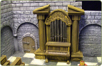 Thomarillion release Church Organ - Tabletop Gaming News – TGN