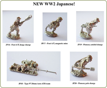 New WWII Japanese