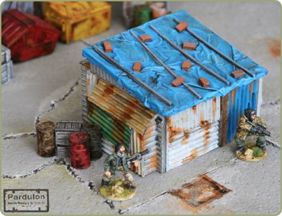Tin Shacks