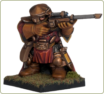 Mantic Dwarf Ironwatch