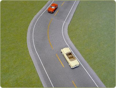 Paved Felt Highways