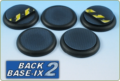 Checker Plate bases