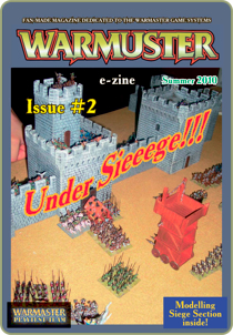 Warmuster Issue 2 cover