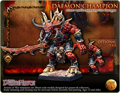 Daemon Champion