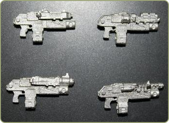 Combi-weapons assembled