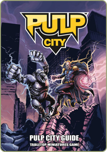 Pulp City rules cover