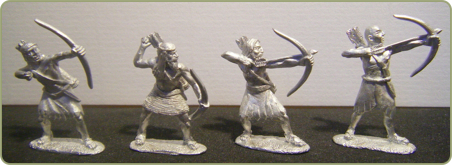 Early Levy Archers