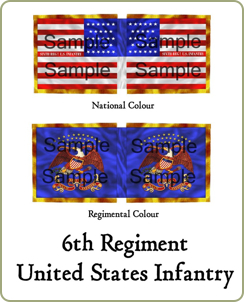 Flags of the Mexican-American War