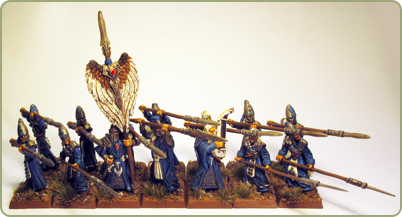 Blue Elves