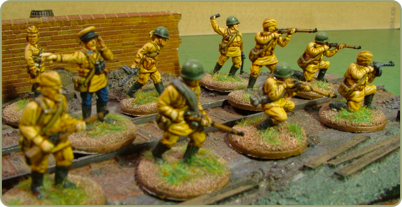 Sgt Major Miniatures to distribute Plastic Soldier Company WWII