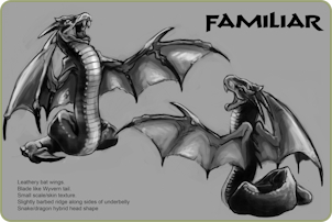 Dragon Familiar