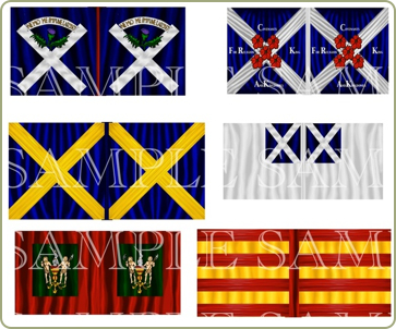 Jacobite flags