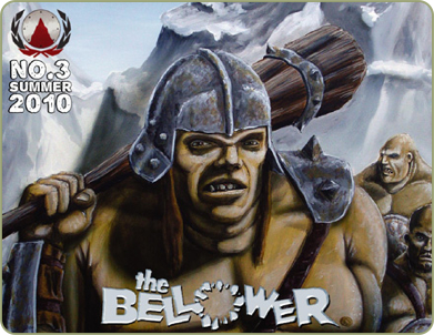 Bellower issue 3 cover