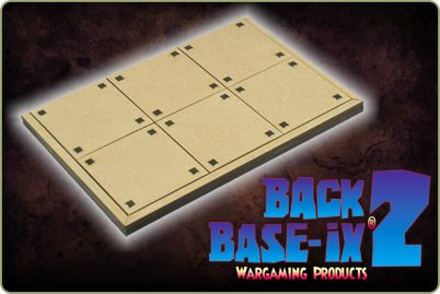 MDF tray and bases