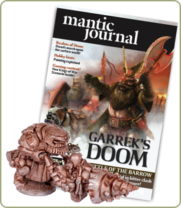 Mantic Journal issue 2