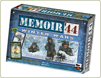 Winter Wars – The Ardennes Offensive