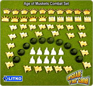 Age of Musket tokens