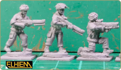 Modern 1:72nd troops