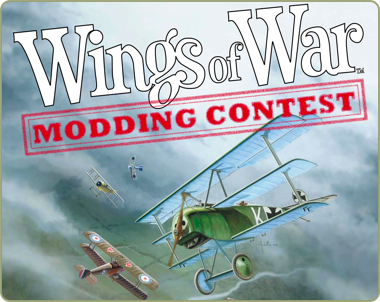 Wings of War Modding Contest