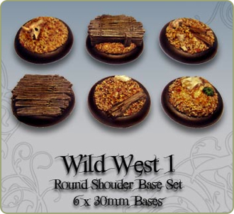 Wild West 1 bases