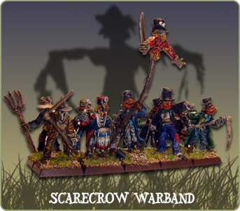 Scarecrow Warband