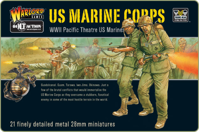 Marines box art
