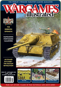 Wargames Illustrated Issue 277