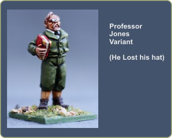 Professor Jones variant