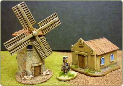 First 10mm buildings from Redline - Tabletop Gaming News – TGN