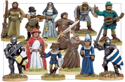 Townsfolk & Villagers Collection