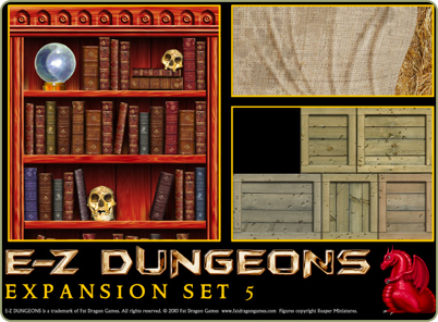 Dungeon Item pack