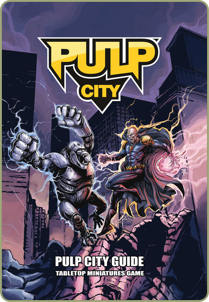 Pulp City Guide cover