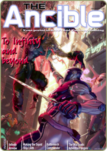 The Ancible Issue 6 cover