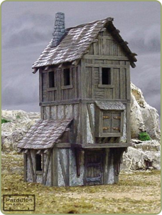 New Fantasy Buildings From Pardulon Tabletop Gaming News Tgn