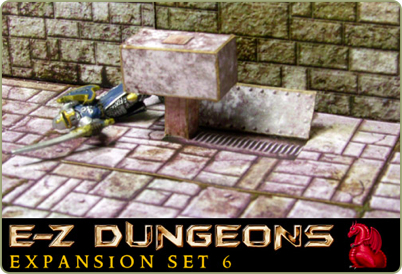E-Z Dungeon Expansion Pack 6