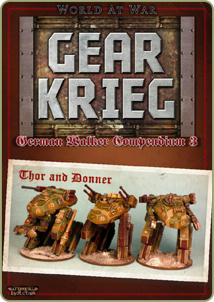 Gear Krieg Thor and Donner