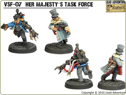 Her Majesty´s Task Force