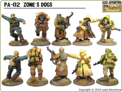Zone's Dogs
