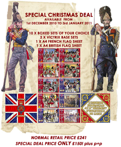 Christmas special 10 box deal