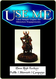 USE ME 15mm Fantasy rules