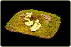 15mm Small Defensive Fighting Position, Stock #15MSCE003
